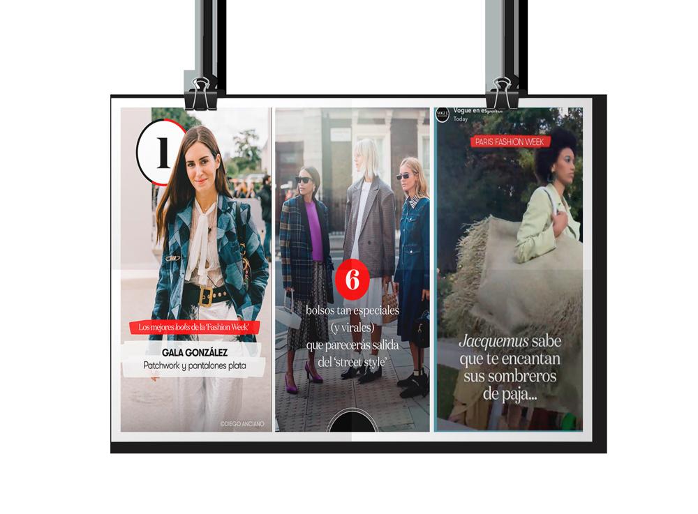 Vogue lanza Vogue en español en Snapchat Discovery