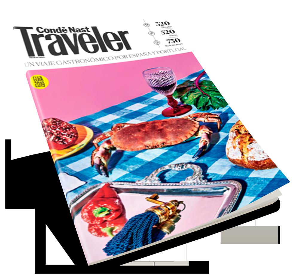 Condé Nast Traveler presenta la Guía de Restaurantes, Hoteles y Vinos de España y Portugal 2019