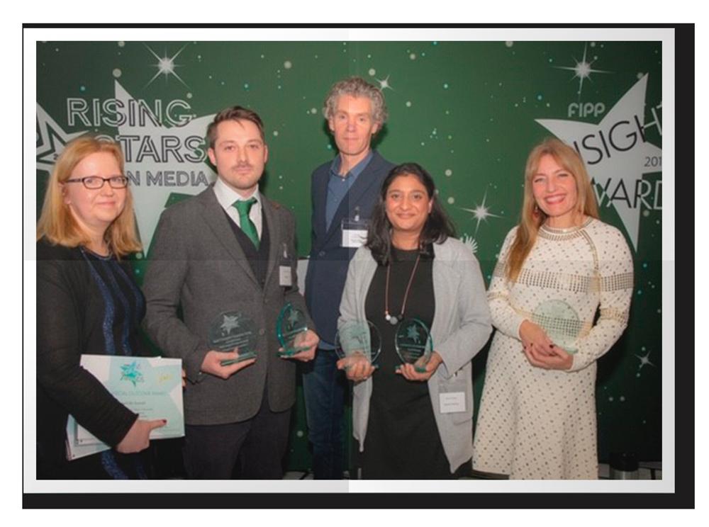 Condé Nast España gana un FIPP Insight Award